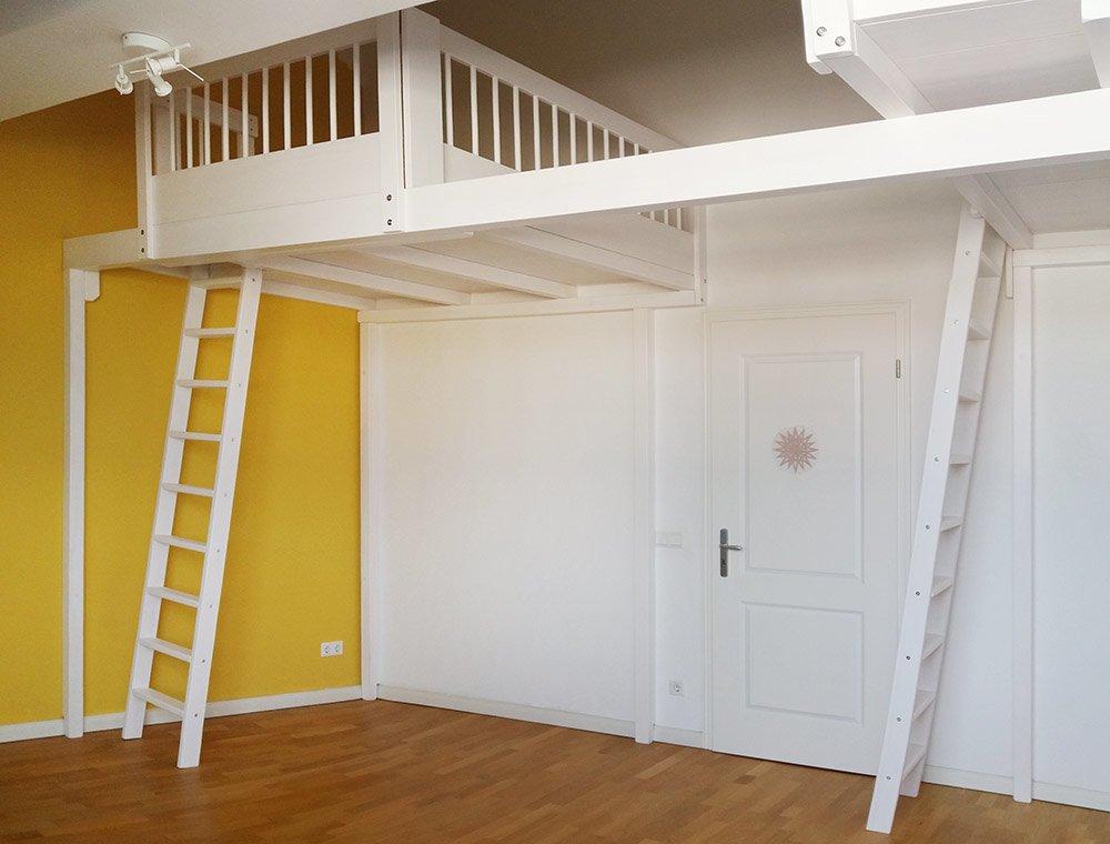 Doppel Etagenbett : Hochbetten & hochetagen und zubehör bei der tischlerei hardys