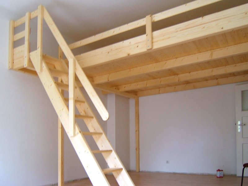 hochbetten hochetagen und zubeh r bei der tischlerei. Black Bedroom Furniture Sets. Home Design Ideas