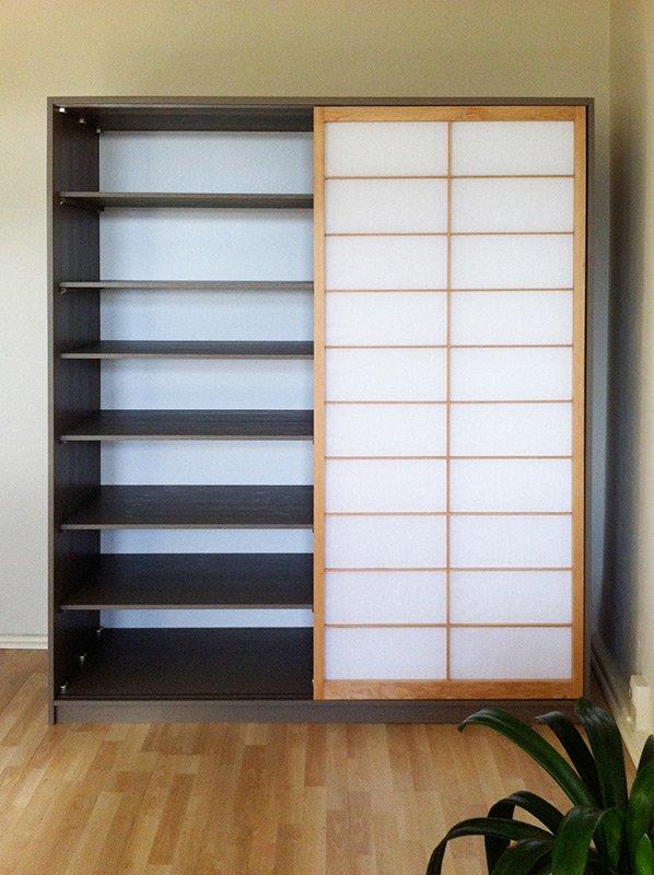 shoji lichtdurchl ssige japanische schiebew nde japanisches wohnen mady by rainer kindt. Black Bedroom Furniture Sets. Home Design Ideas