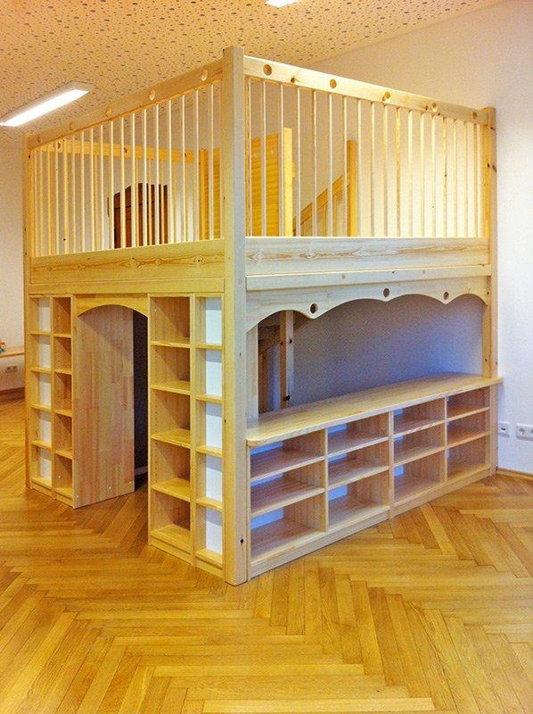spieletagen und spielh user der tischlerei hardys hochbetten gmbh. Black Bedroom Furniture Sets. Home Design Ideas