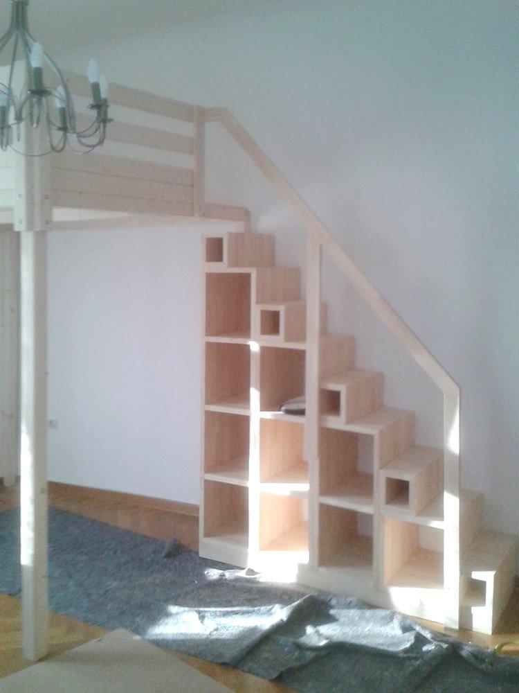 treppenregale und regal treppen der tischlerei hardys. Black Bedroom Furniture Sets. Home Design Ideas